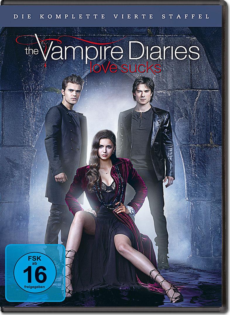 The Vampire Diaries Die Komplette Staffel 4 Box 5 Dvds