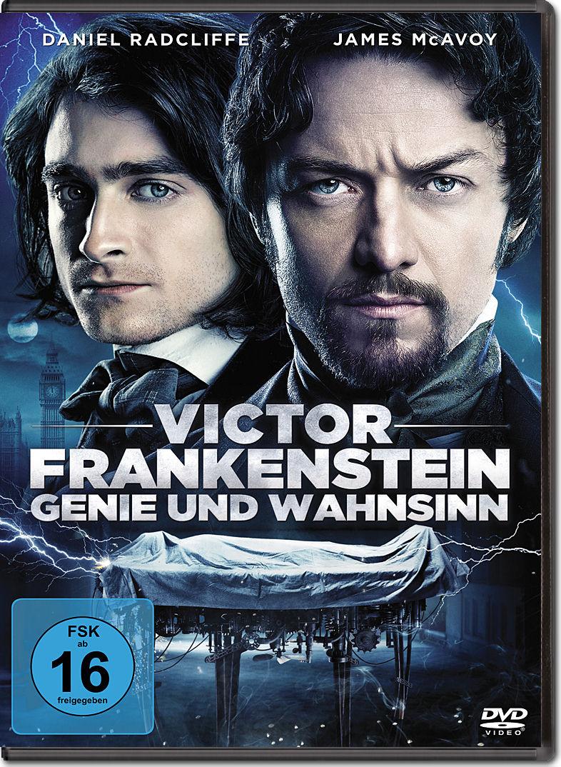 Frankenstein Genie Und Wahnsinn