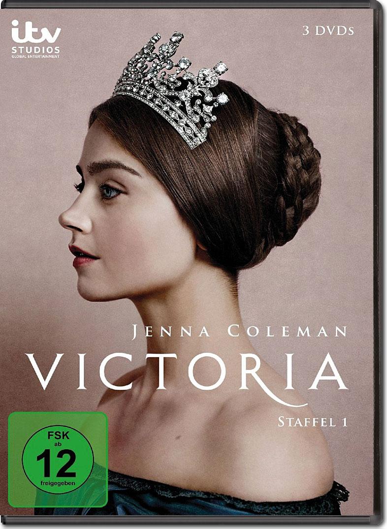 Victoria Staffel 3 Erscheinungsdatum