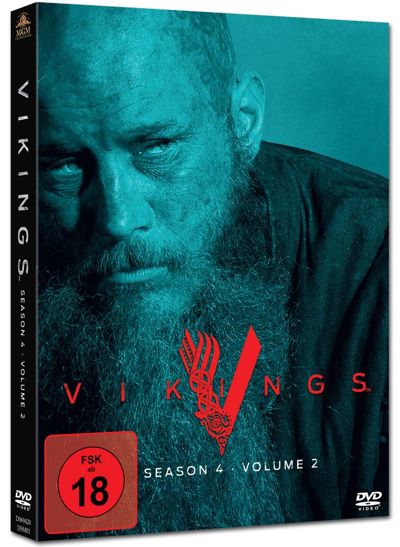 Vikings Staffel 4 Dvd Deutsch Erscheinungsdatum