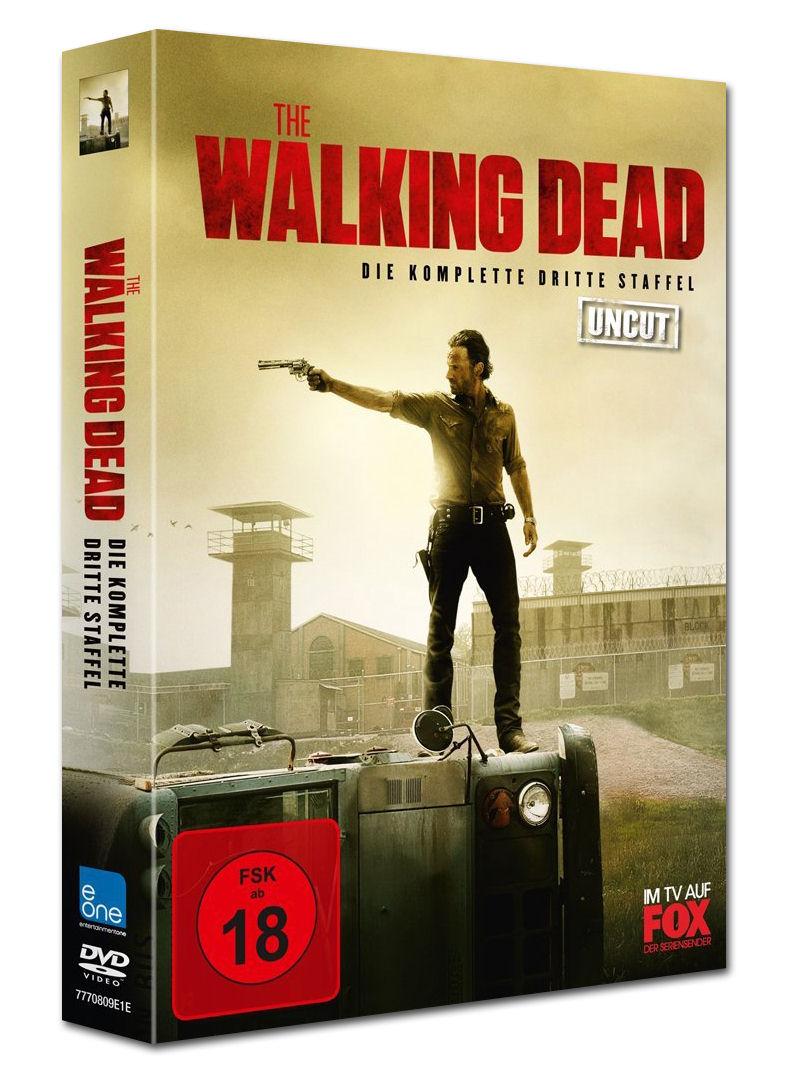 The Walking Dead Staffel 5 Start
