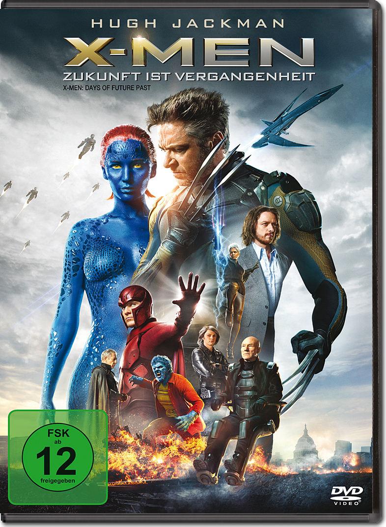 X-Men: Zukunft ist Vergangenheit [DVD Filme] • World of Games