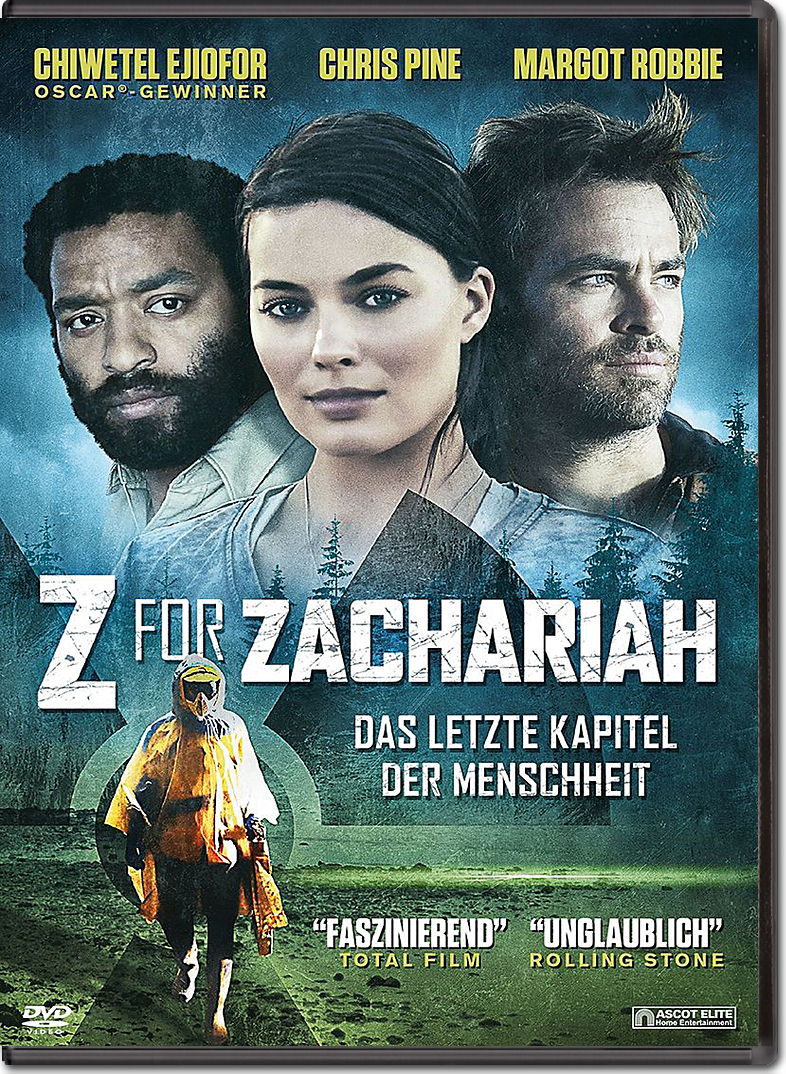 z for zachariah Z for zachariah by robert c o'brien, 1987, collier books edition, in english - 1st collier books ed.