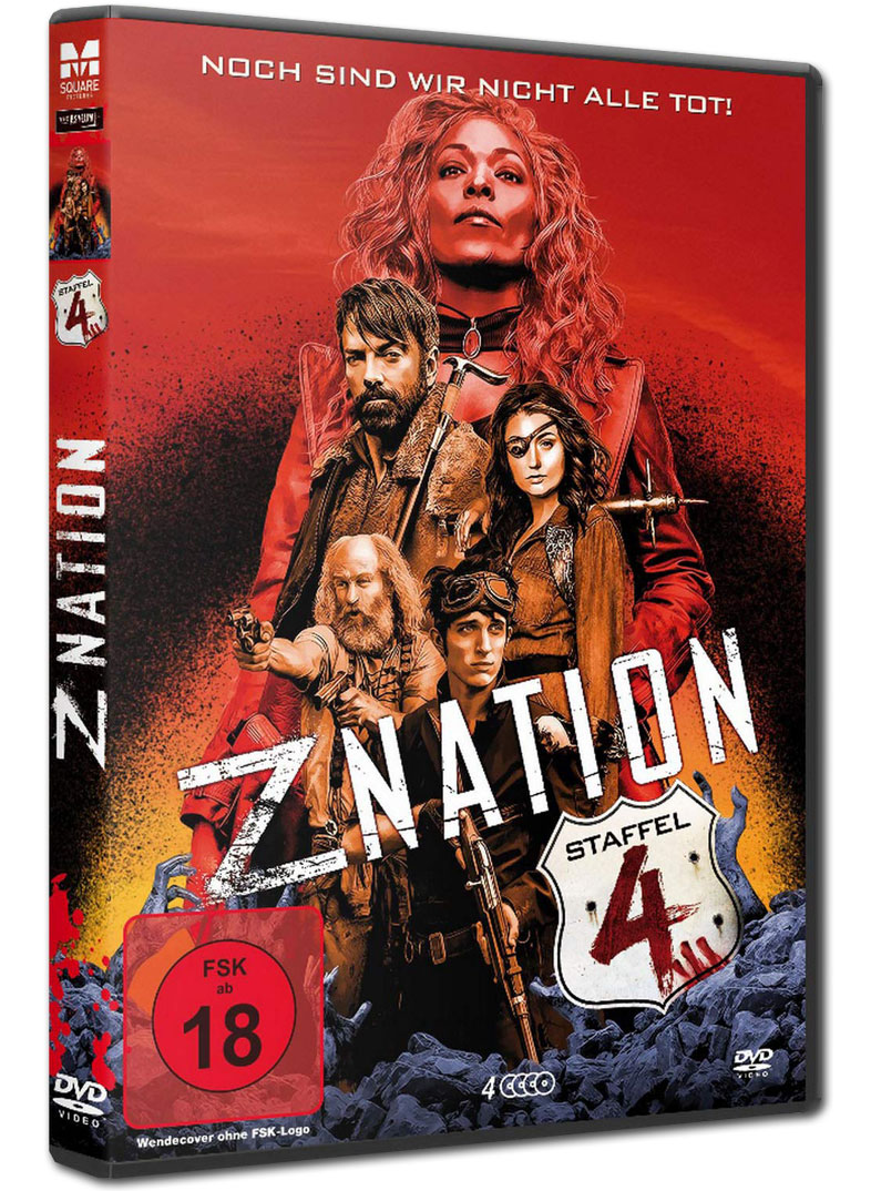 Z Nation Staffel 4