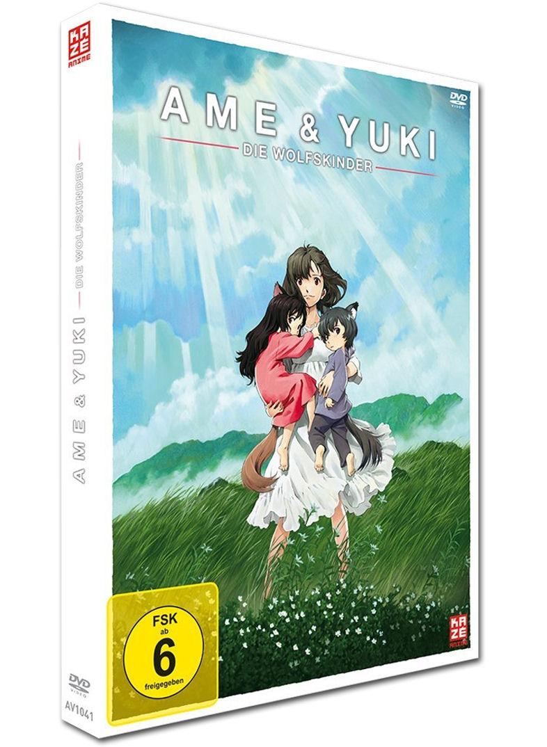 Ame & Yuki - Die Wolfskinder Stream