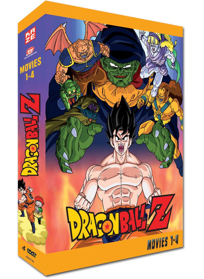 Dragonball Z Der Film Deutsch