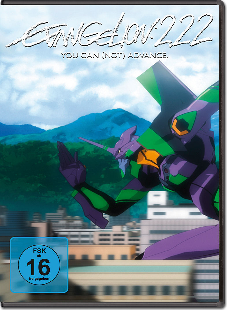 evangelion 2 22  you can  not  advance  anime dvd   u2022 world of games