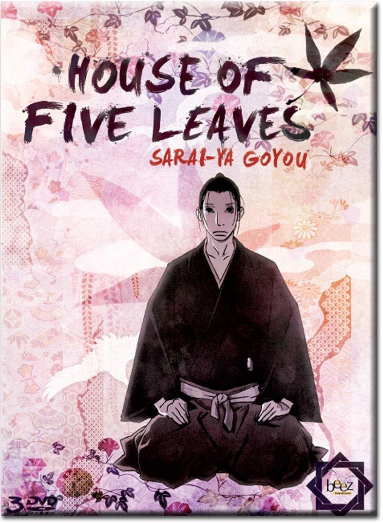 Bildergebnis für house of the fives leaves dvd beez