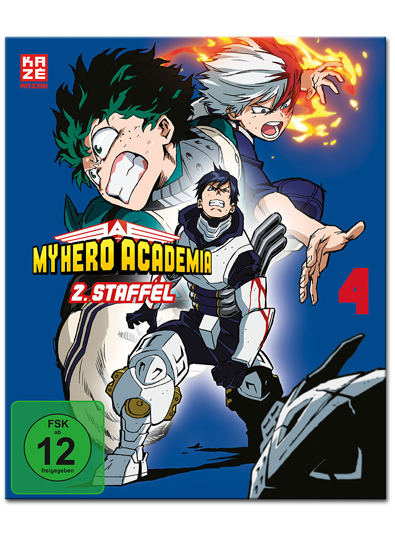 Hero Academia Staffel 4