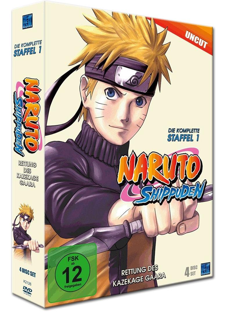 Naruto Shippuden: Staffel 01