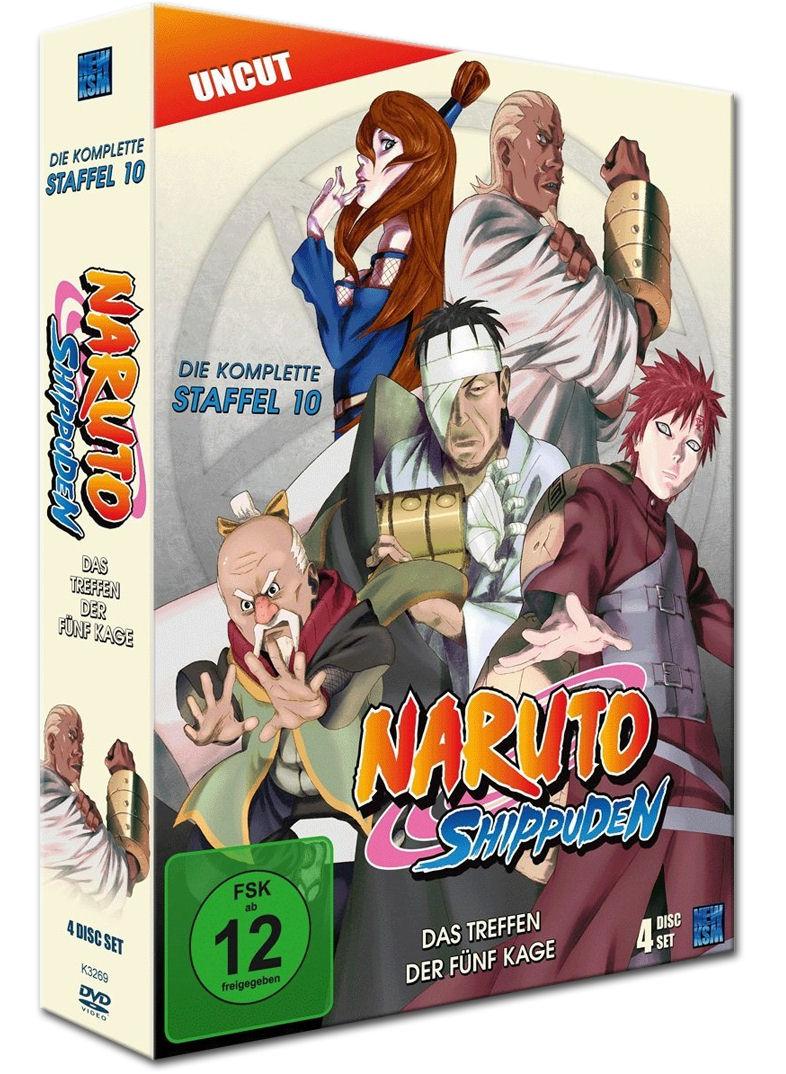 Naruto Staffel 4