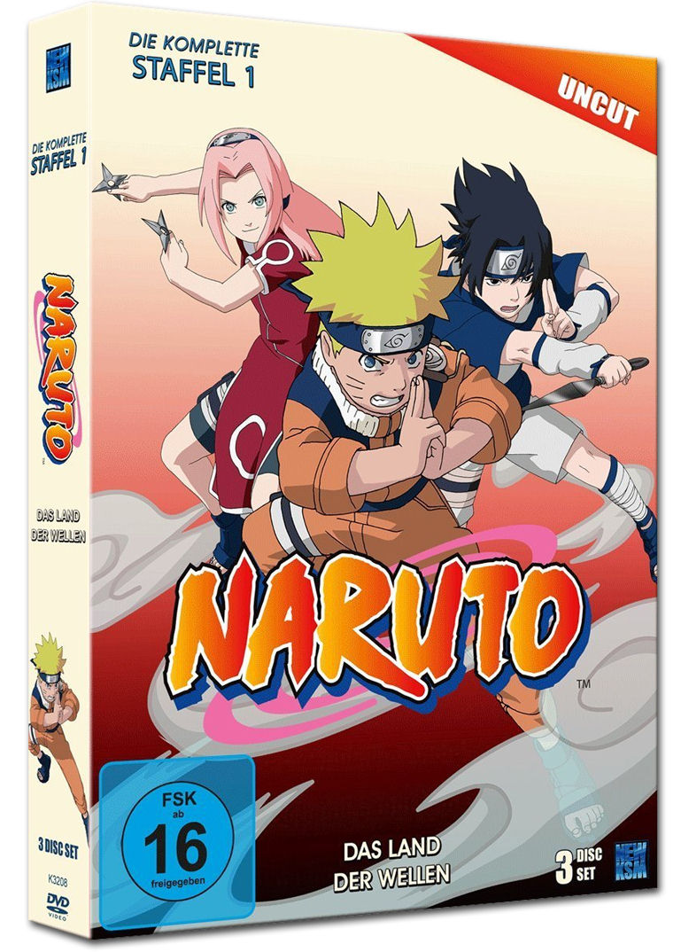naruto clipfish staffel 1