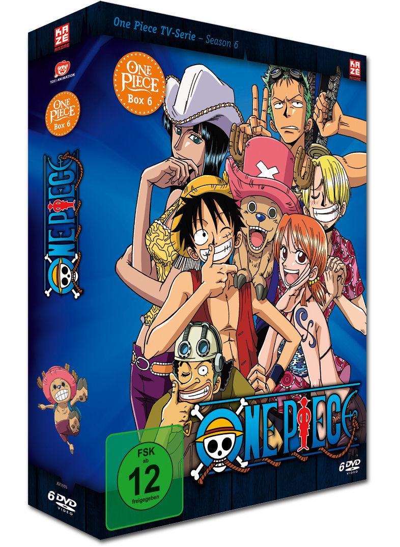One Piece Dvd Deutsch
