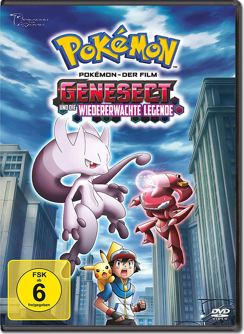 "pokemon extremespeed genesect dvd release date Special ""sing eevee"" present to coincide with release date of new pokémon film extremespeed genesect:."