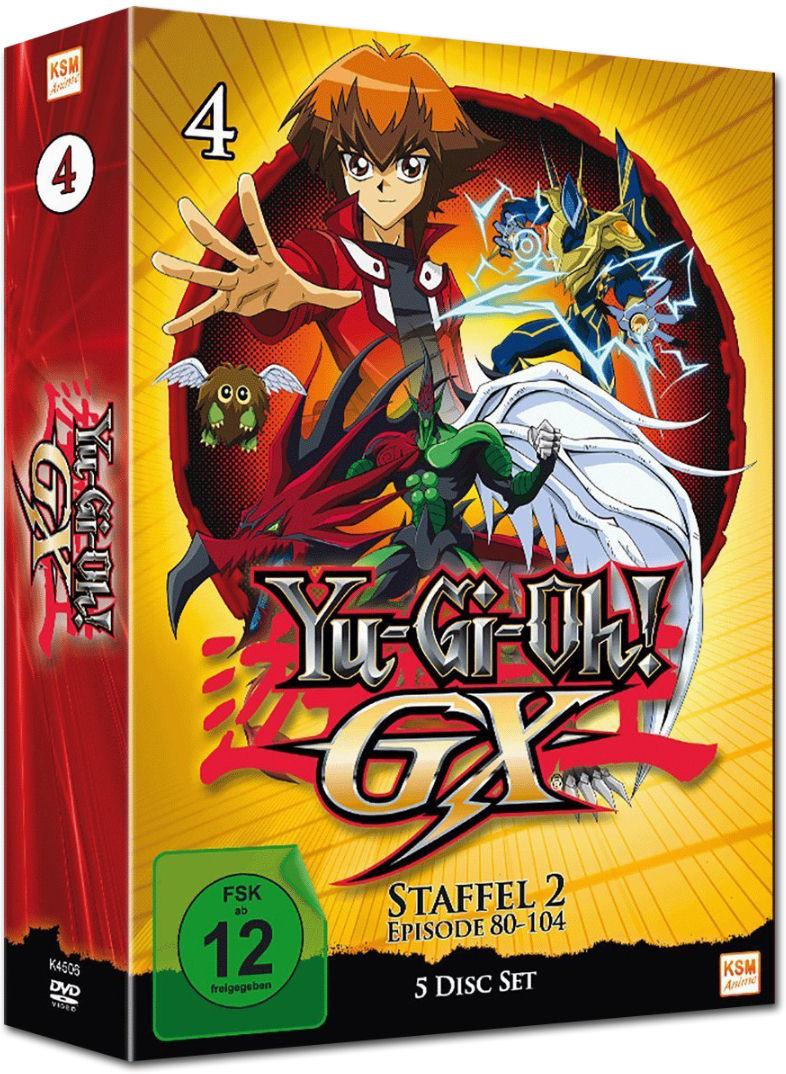 yugioh gx staffel 4