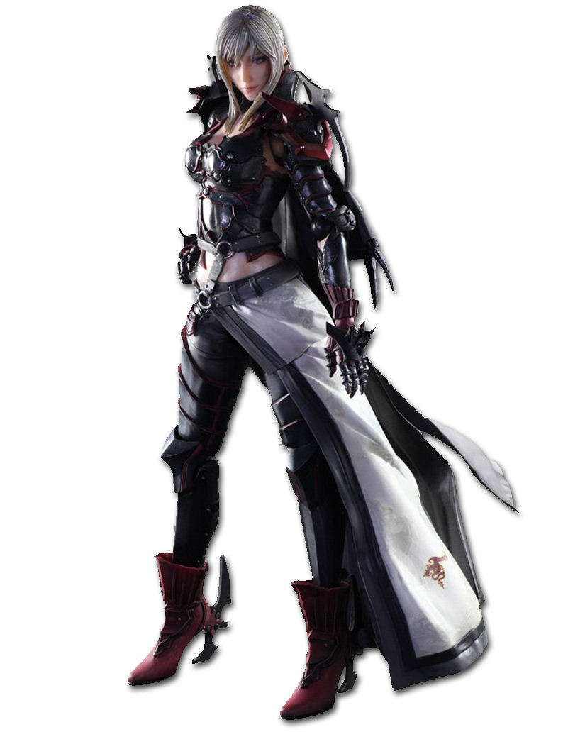 Final Fantasy 15 - Aranea Highwind [Figuren] • World of Games  Final Fantasy 1...