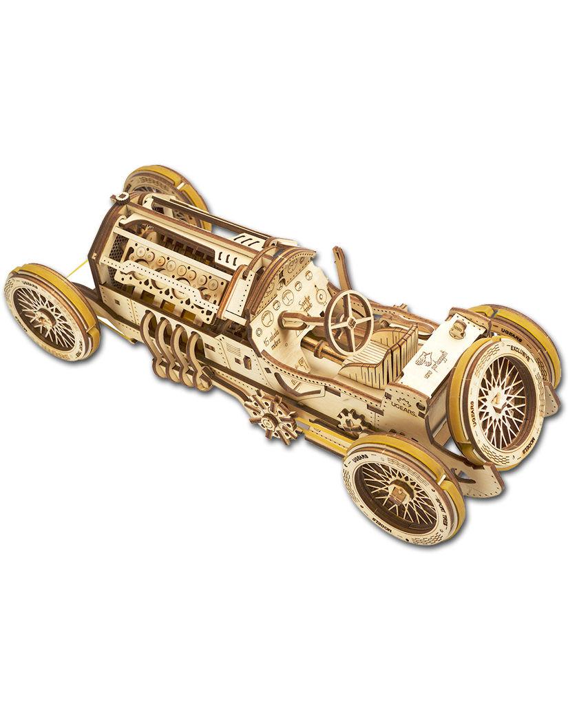 UGEARS Models: U-9 Grand Prix Car (70044)