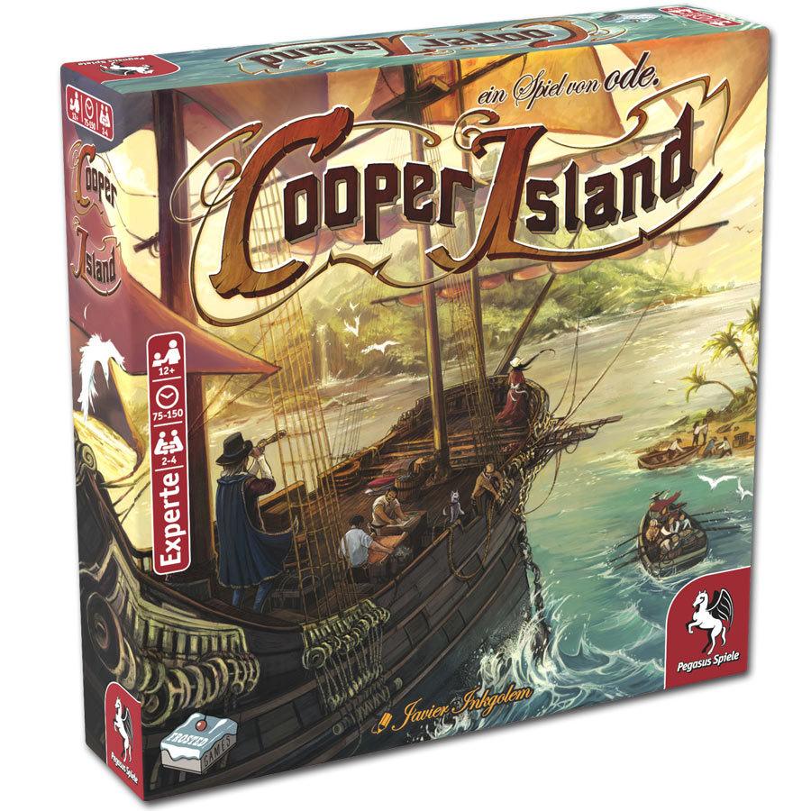 Cooper Island: Cooper Island [Gesellschaftsspiele] • World Of Games
