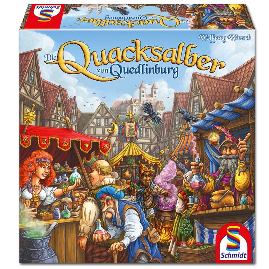 Die Quacksalber Von Quedlinburg Anleitung