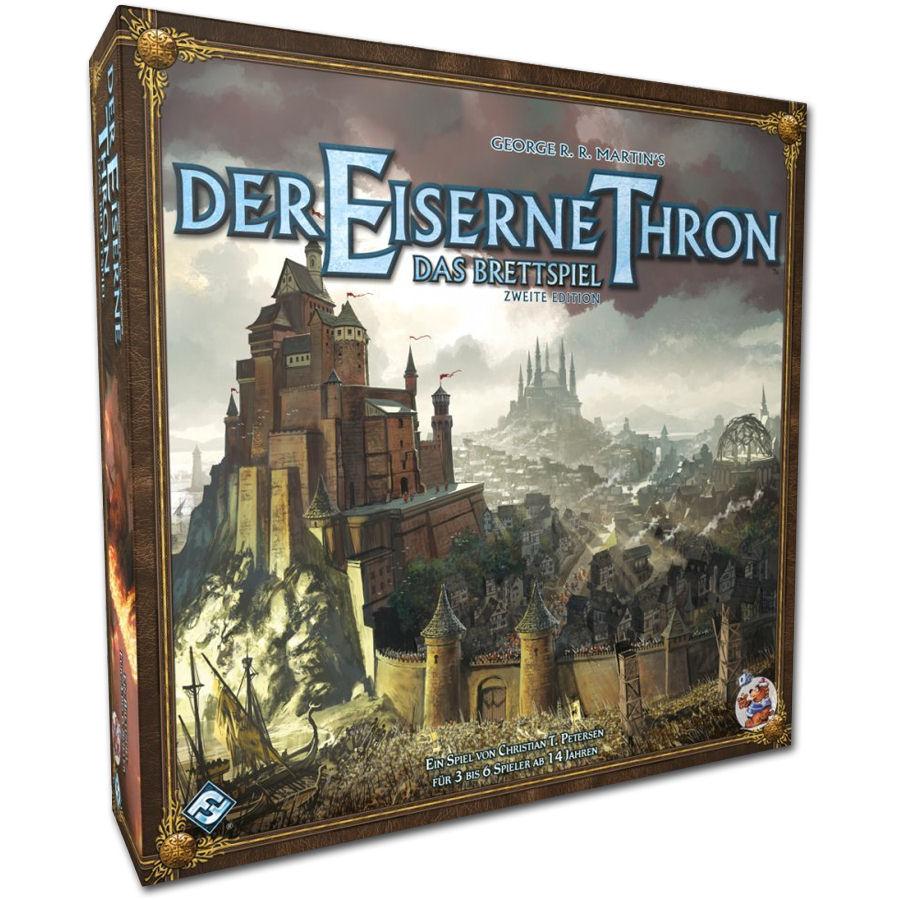 Der Eiserne Thron Brettspiel Anleitung