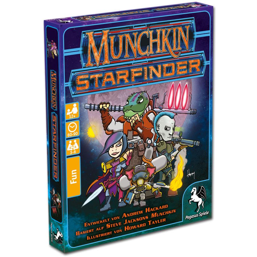 Munchkin Spielanleitung