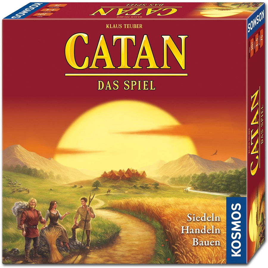 catan das spiel gesellschaftsspiele world of games. Black Bedroom Furniture Sets. Home Design Ideas