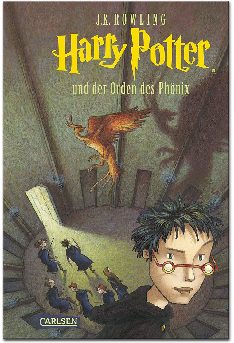 Harry Potter Und Der Orden Des Phonix Jugendbucher World Of Games