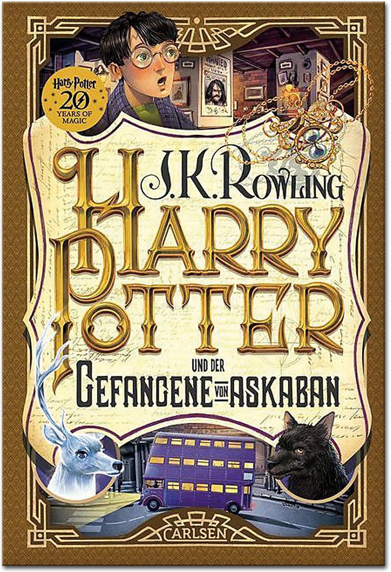 Harry Potter Und Der Gefangene Von Askaban Jugendbucher World Of