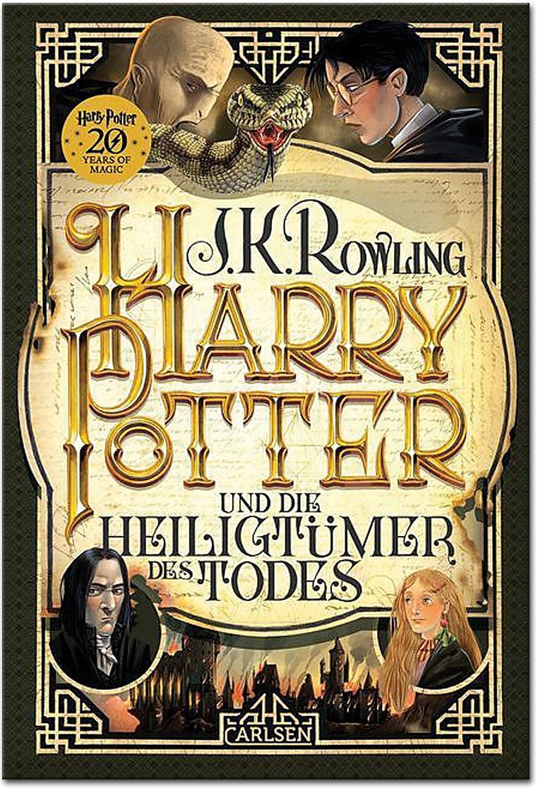 Harry Potter Und Die Heiligtumer Des Todes Jugendbucher World Of