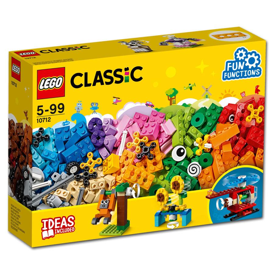 lego bausteine-set zahnräder (10712) [lego] • world of games