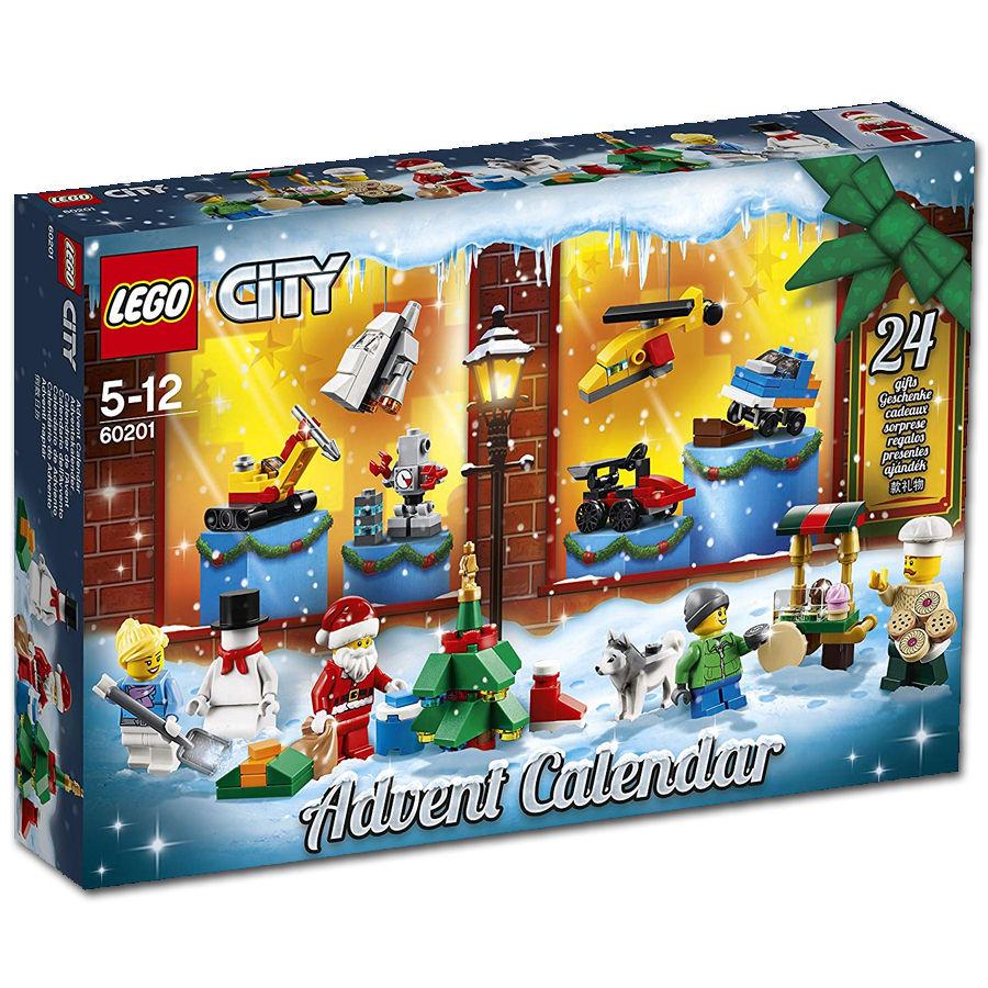 lego city adventskalender 2018 60201 lego world of. Black Bedroom Furniture Sets. Home Design Ideas