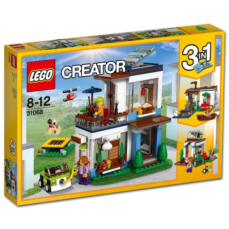 LEGO Creator: Modernes Zuhause (31068) [LEGO] • World of Games