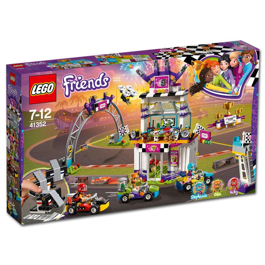 LEGO Friends: Das grosse Rennen (41352) [LEGO] • World of