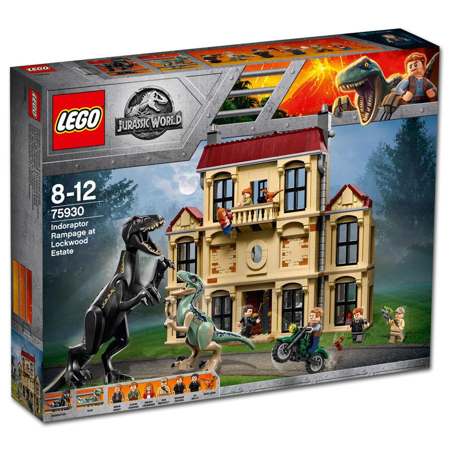 LEGO Jurassic World Indoraptor