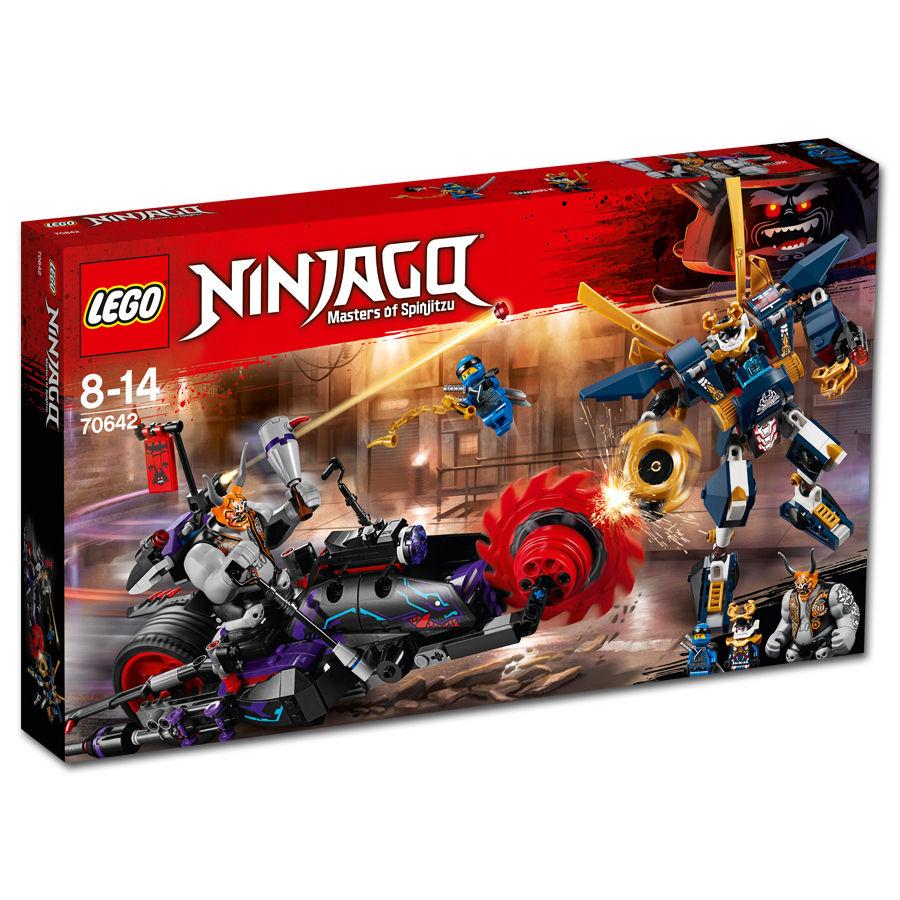 lego ninjago killow gegen samurai x 70642 lego. Black Bedroom Furniture Sets. Home Design Ideas