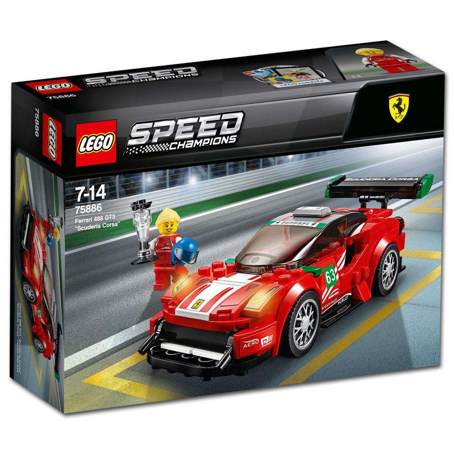 Lego Sport Cars Instructions