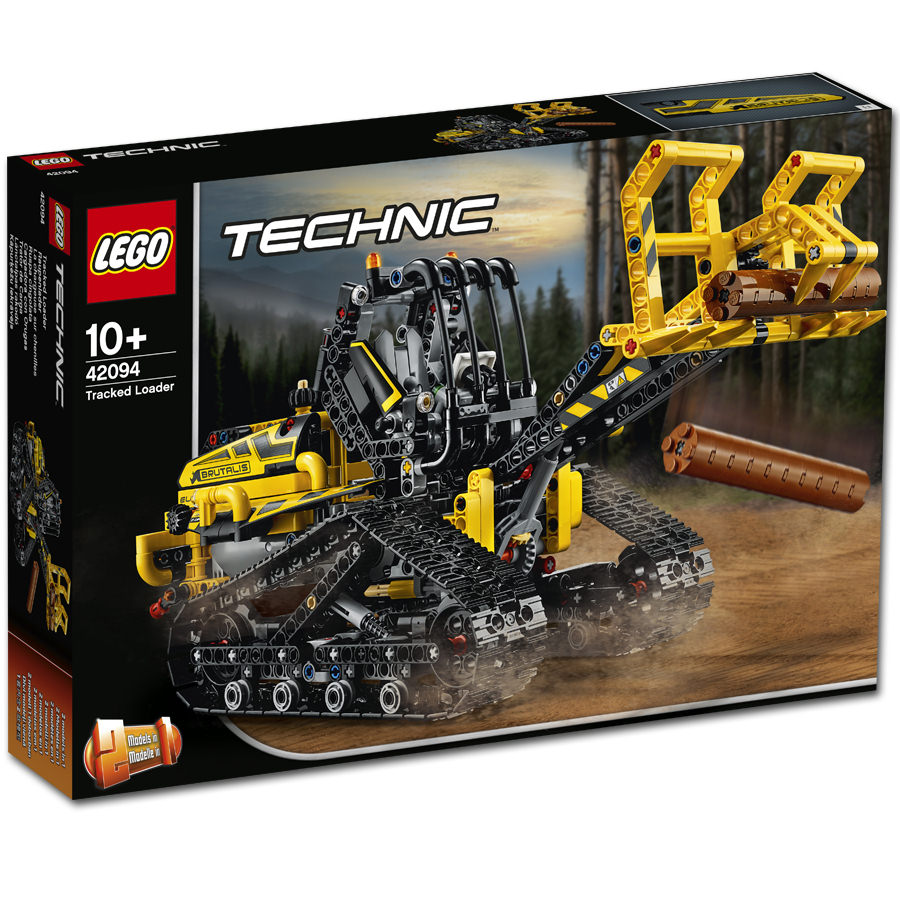 Lego Technic Raupenlader 42094 Lego World Of Games