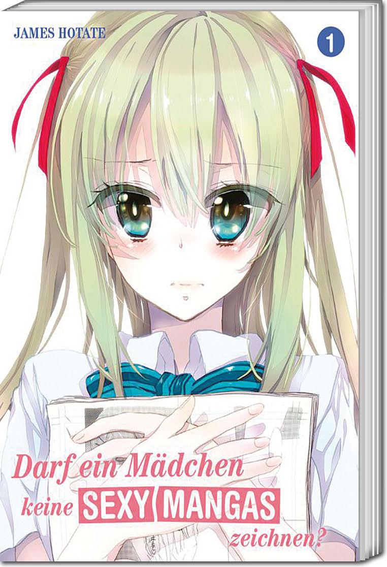 details product darf maedchen keine sexy manga zeichnen band