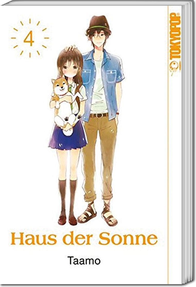 Haus der Sonne Band 12 Tokyopop Manga