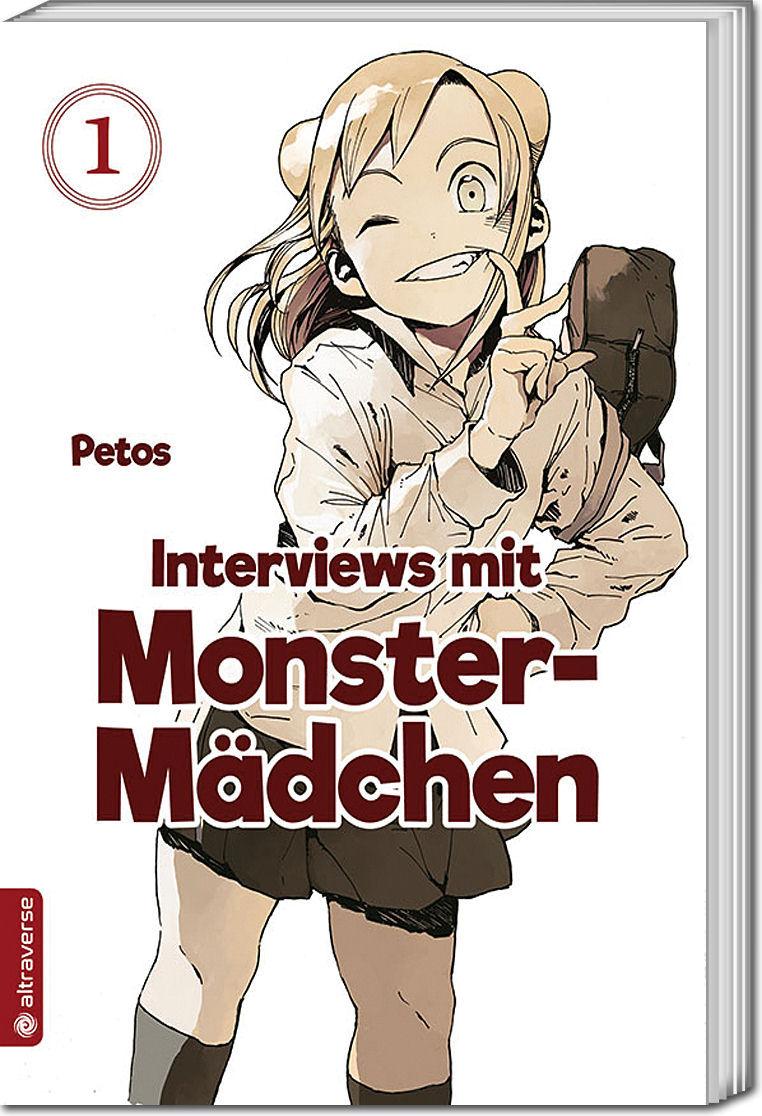Interviews mit Monster-Mädchen, Band 01 [Manga] • World of Games
