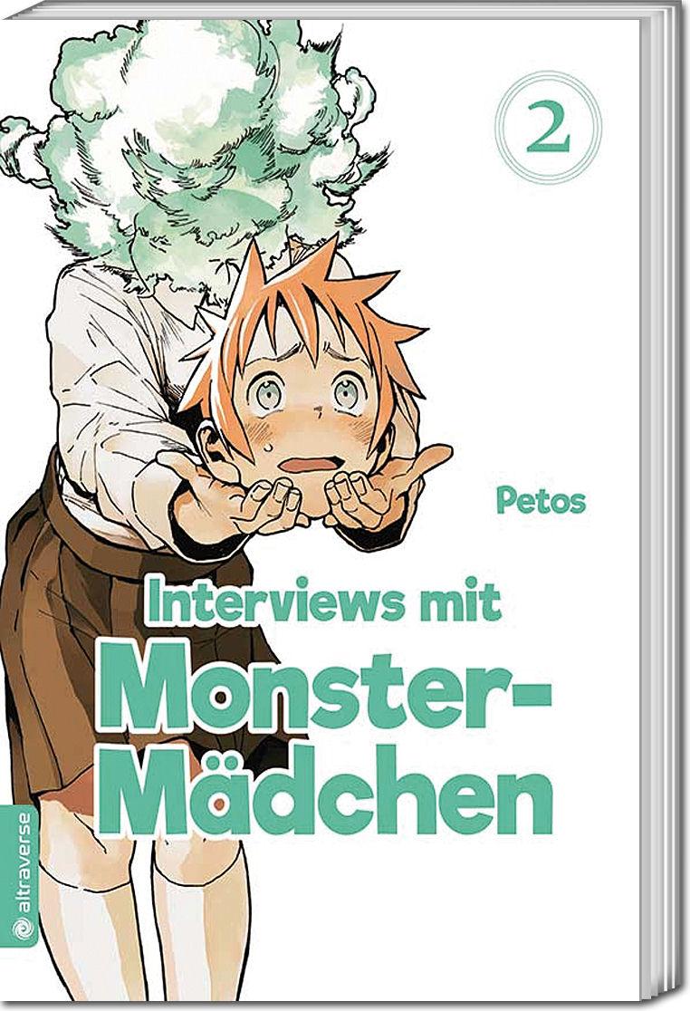 Interviews mit Monster-Mädchen, Band 02 [Manga] • World of Games