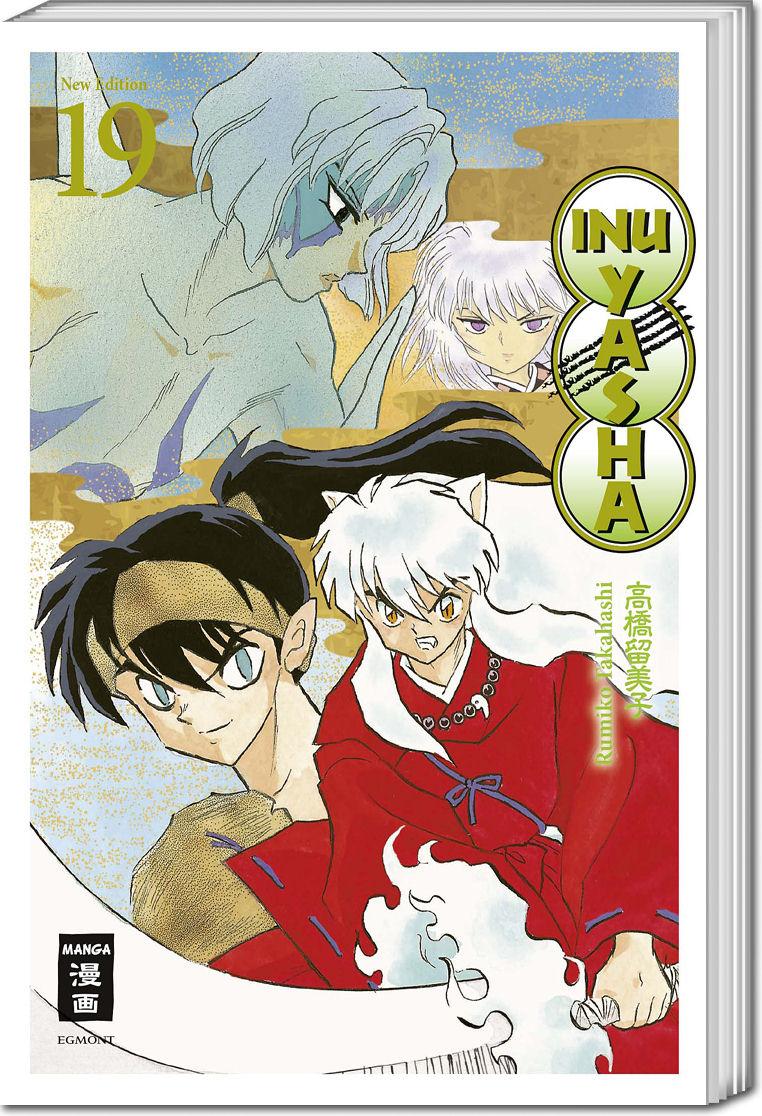 Inu Yasha New Edition (2in1), Band 19 [Manga] • World of Games