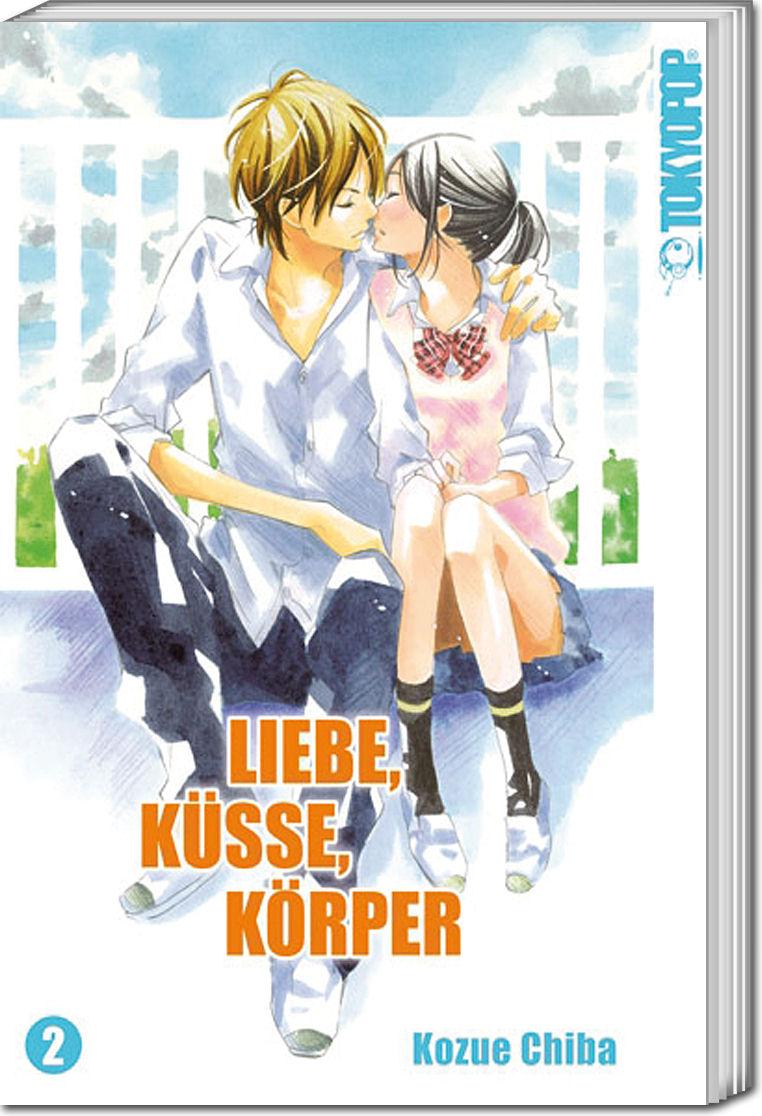 Liebe, Küsse, Körper, Band 02 [Manga] • World of Games