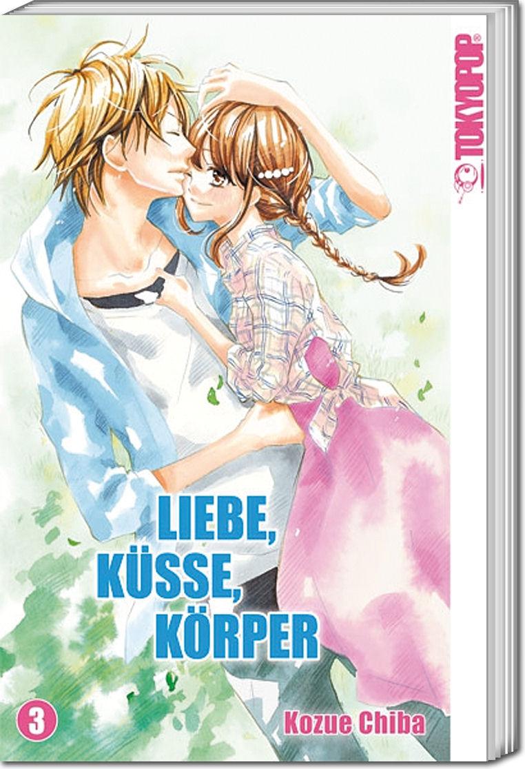 Liebe, Küsse, Körper, Band 03 [Manga] • World of Games