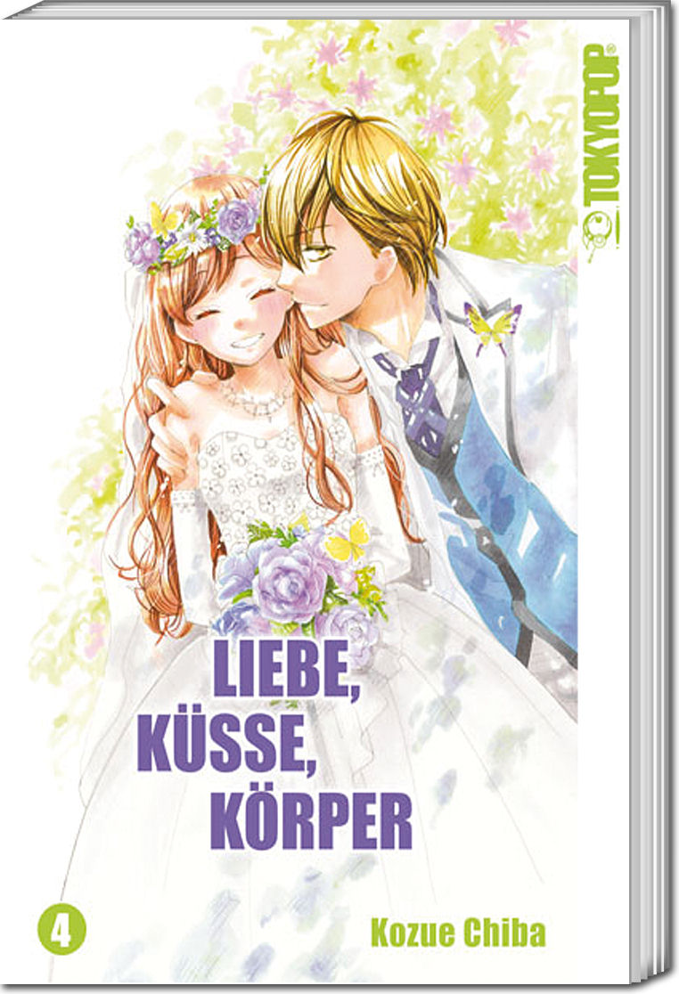 Liebe, Küsse, Körper, Band 04 [Manga] • World of Games