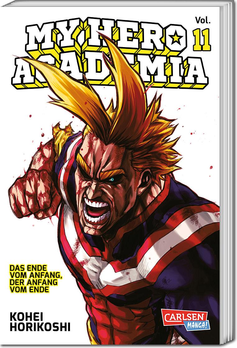 My 10 Must Have Rv Gadgets: My Hero Academia 11 [Manga] • World Of Games