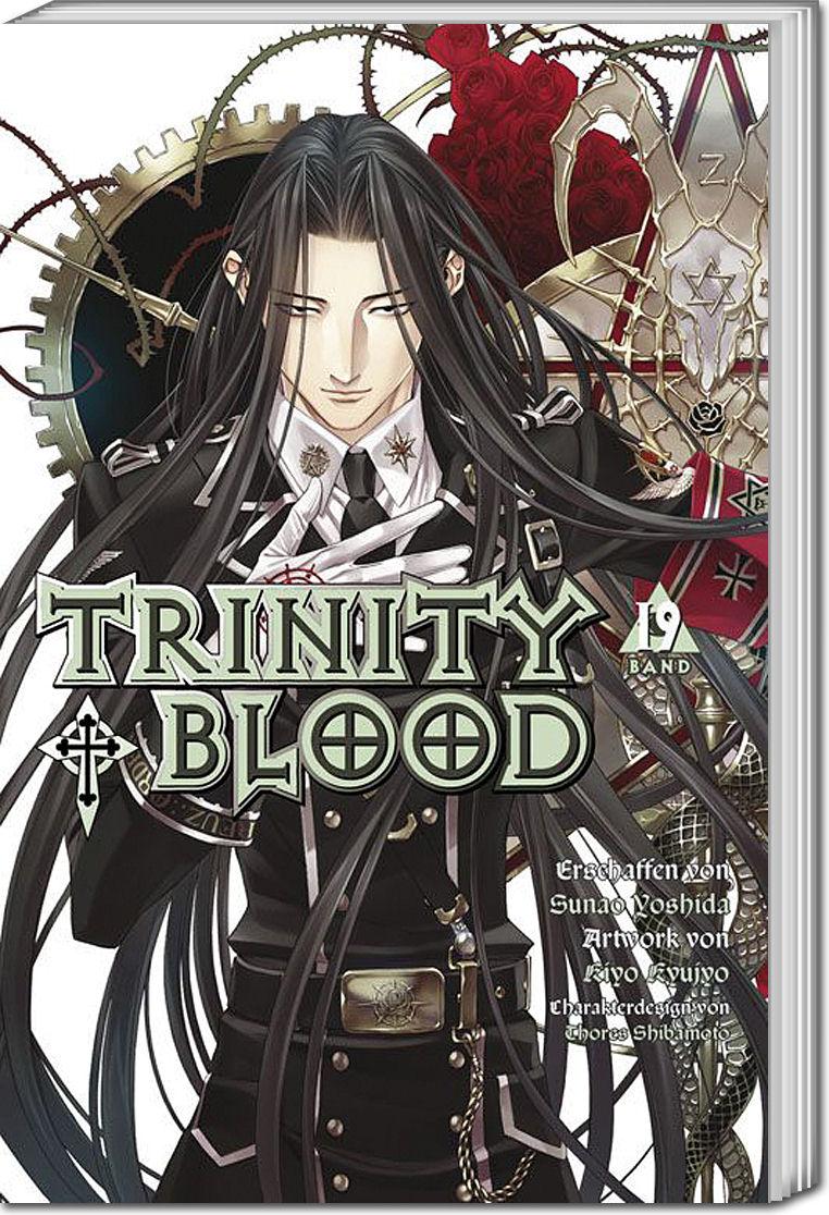 Trinity Blood 19 Manga World Of Games