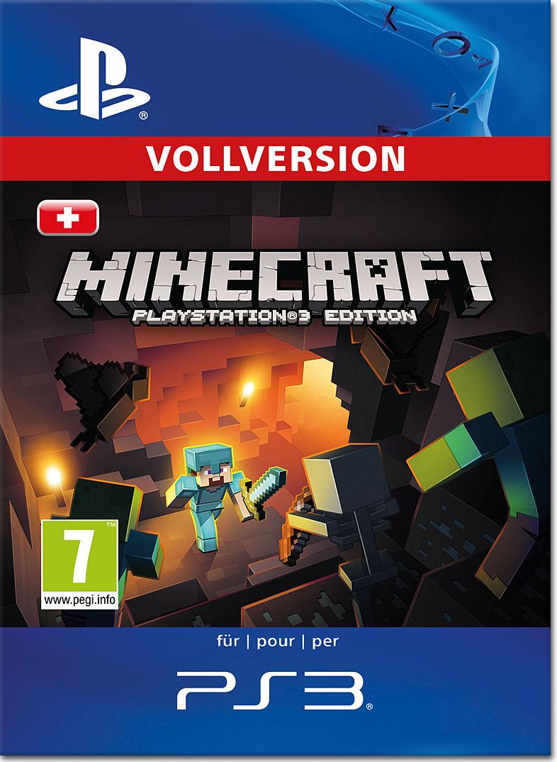 Minecraft Playstation Edition Playstation Digital World Of - Minecraft spiele fur playstation 3