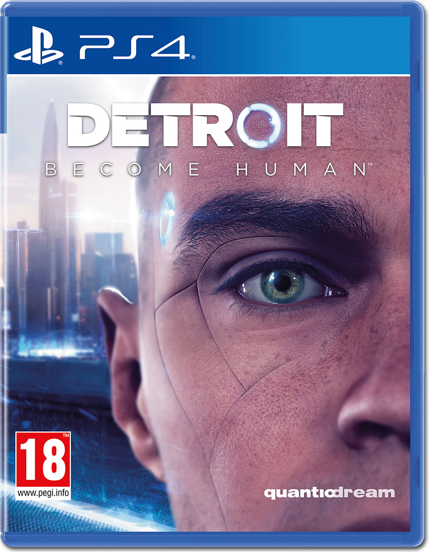 Detroit Become Human Playstation 4 World Of Games