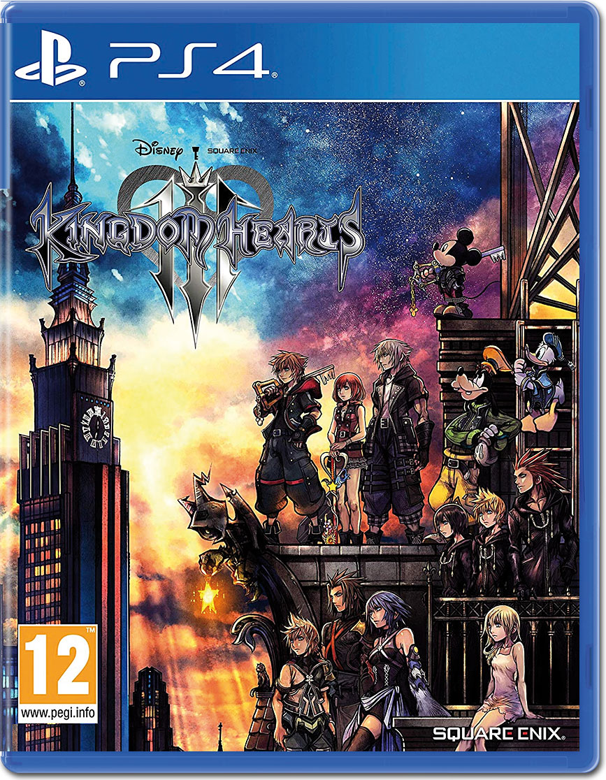 kingdom hearts 3 playstation 4 � world of games
